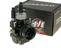 - Naraku High-Performance Scooter Racing Carburators - Naraku Carb Black Edition 17.5mm
