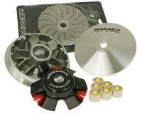 Naraku GY6 Racing Variator Maxi Speed Kit for 125-180cc, 152QMI, 157QMJ, QMI152, QMJ157, KYMCO Like 125, Genuine Buddy 150,