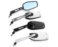 Shop Custom Moped & Scooter Styling Parts - Professional Styling and Custom Look Mirrors ODF Evo-Tech M8 right-hand thread various colors