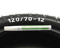 tire marker pen white