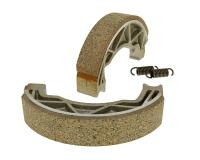 brake shoe set 140x25mm for drum brake for Aprilia Scarabeo, Gilera Runner, Piaggio Liberty