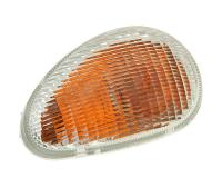 indicator light assy front left for Vespa ET4 125, 150