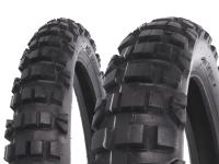 Vee Rubber Performance Tires - Tire Set Vee Rubber VRM-122 80/90-21 & 110/80-18 TT Enduro