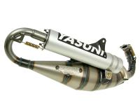 exhaust Yasuni Carrera 21 aluminum for Piaggio