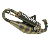exhaust Yasuni Carrera 30 carbon for Piaggio