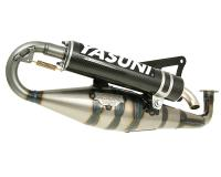 exhaust Yasuni Carrera 20 carbon for Minarelli horizontal