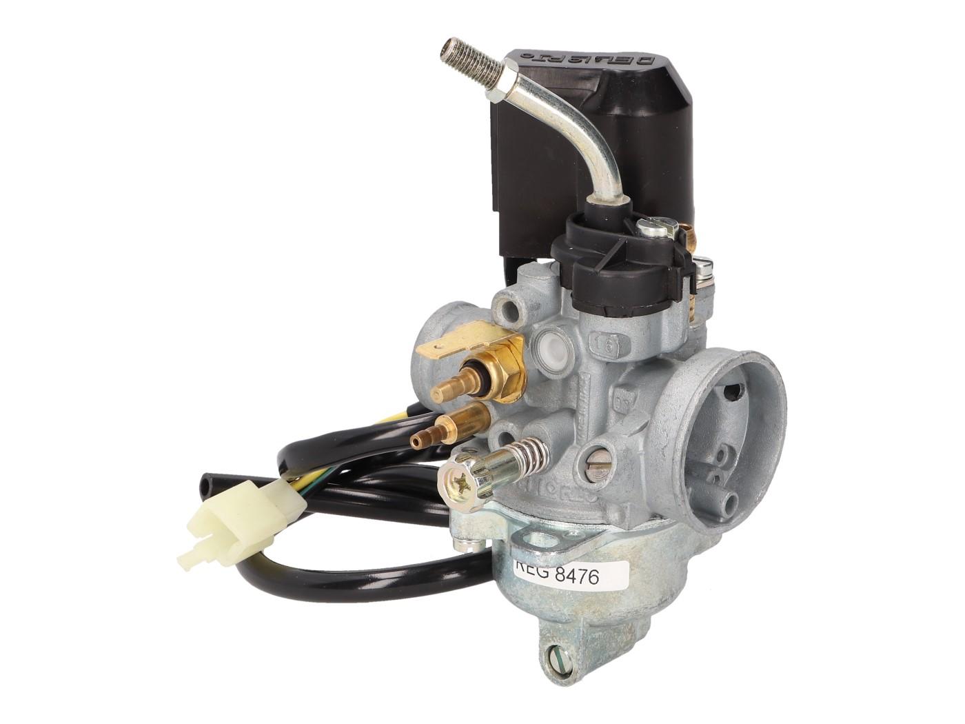 carburetor Dellorto PHVA 16 QS w e-choke for CPI Supercross