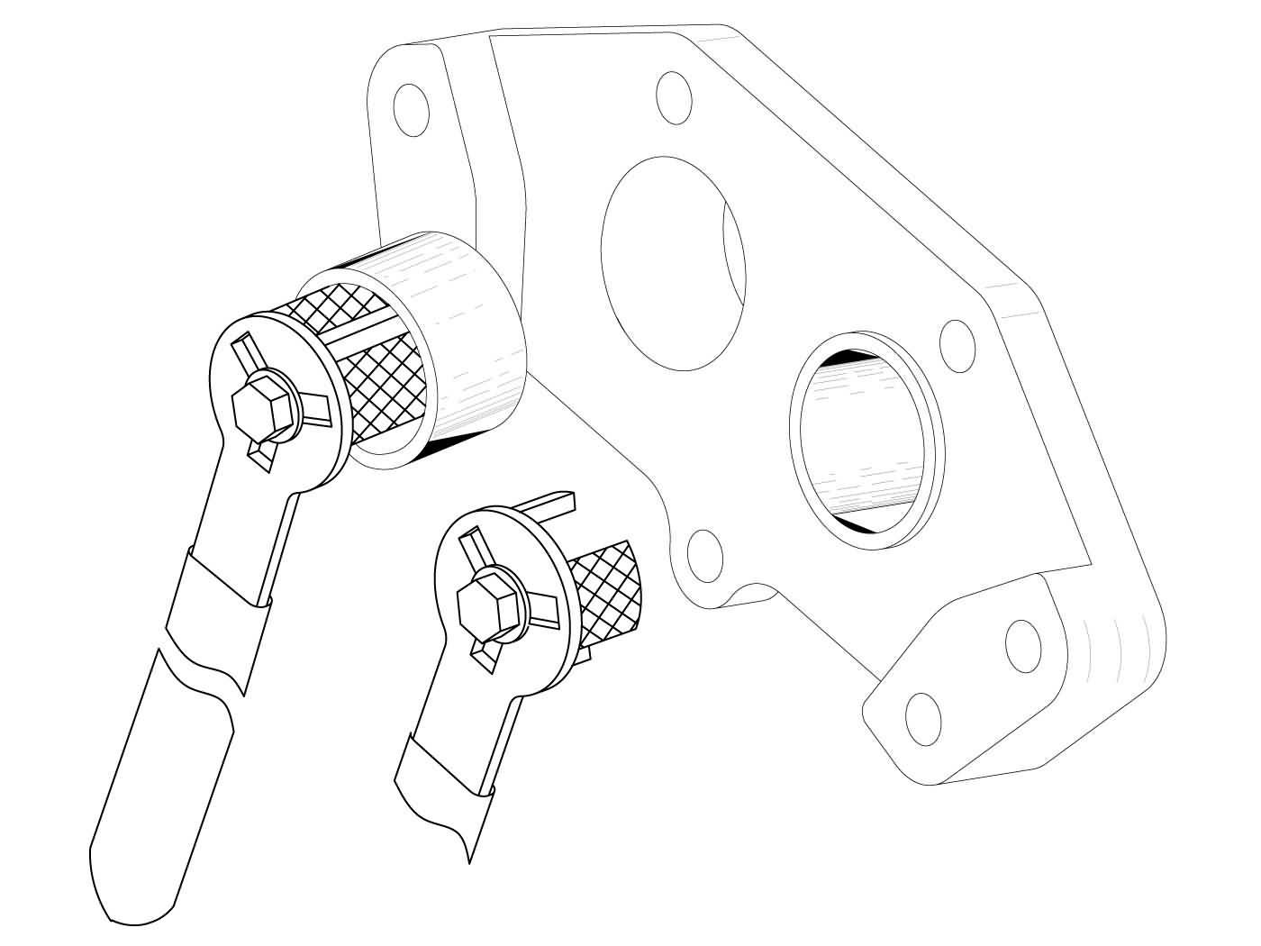 Brake Caliper Piston Removal Tool Brake Piston Removal Tool
