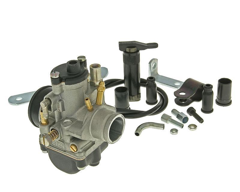 carburetor kit malossi phbg 19 bd for piaggio   scooter parts