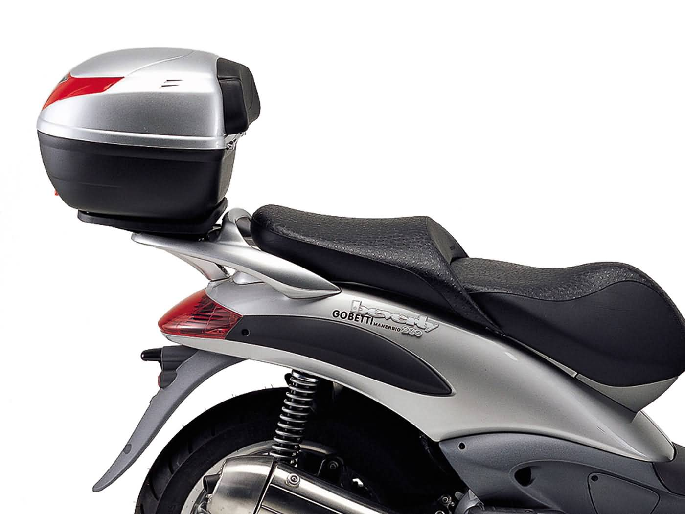 Givi trunks - useful accessories for any motorcycle